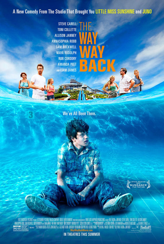 The Way, Way Back Poster #2