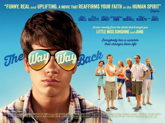The Way, Way Back Poster #3