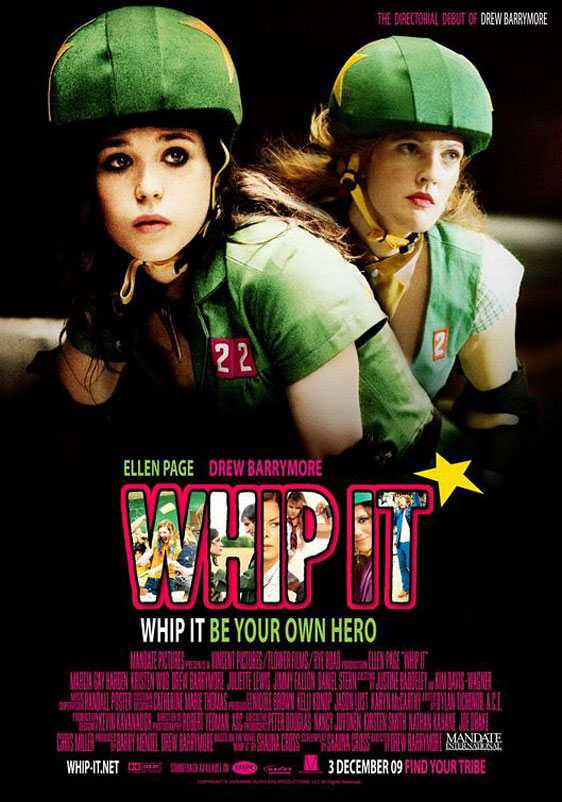 Whip It Poster #3