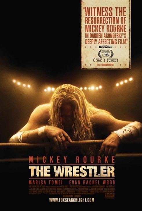 The Wrestler Poster #2