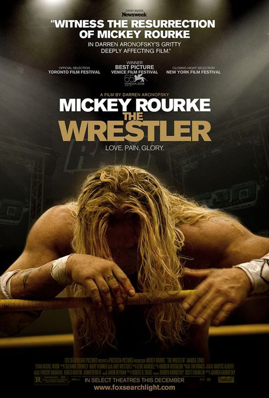 The Wrestler Poster #3