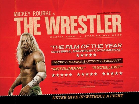 The Wrestler Poster #4