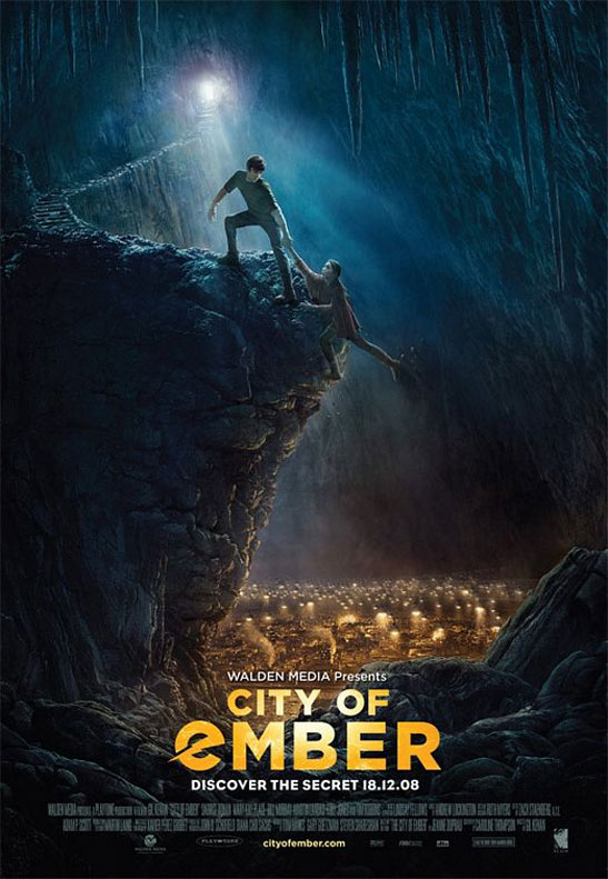 City of Ember Poster #2