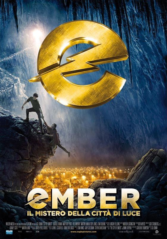 City of Ember Poster #5