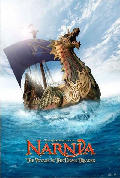 The Chronicles of Narnia: The Voyage of the Dawn Treader Poster #2