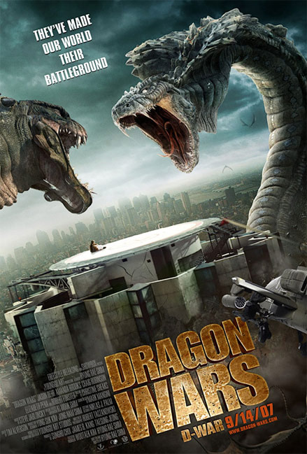 D-War: Dragon Wars Poster