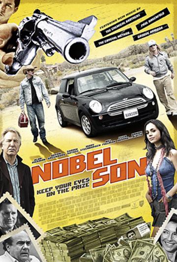 Nobel Son Poster
