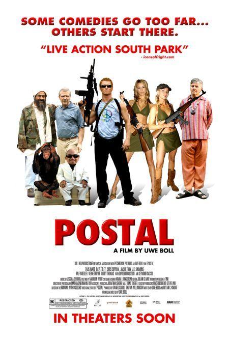 Postal Poster #1