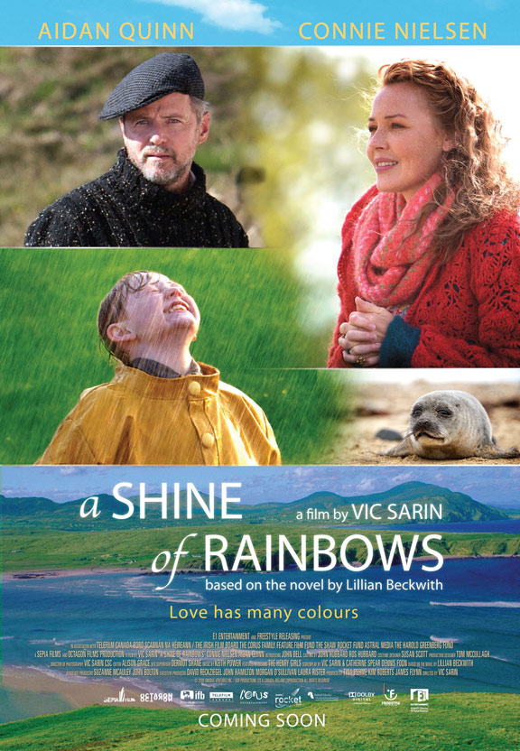 A Shine of Rainbows Poster #1