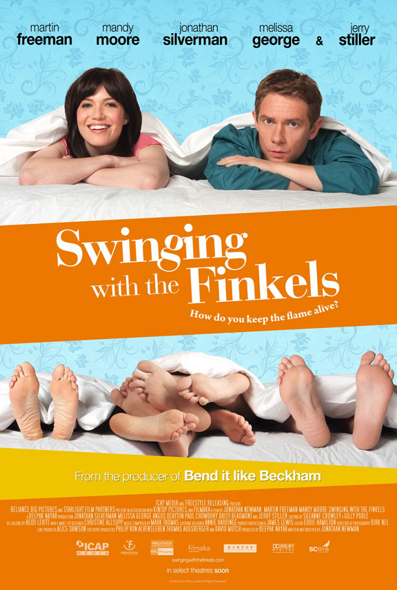 Swinging With the Finkels Poster #2