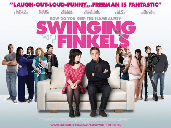 Swinging With the Finkels Poster