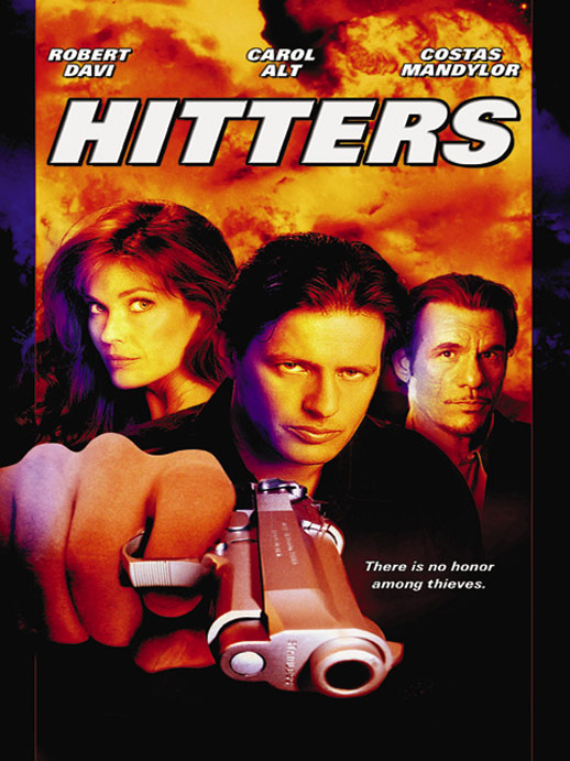 Hitters Poster