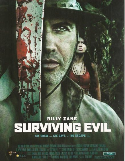 Surviving Evil Poster