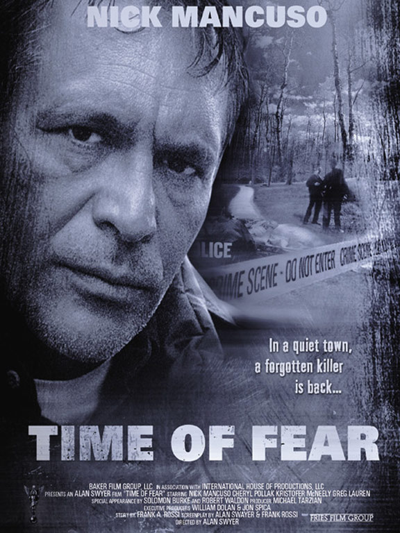 Time of Fear Poster #1