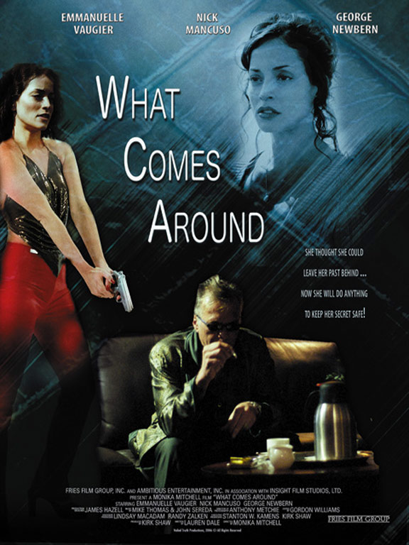 What Comes Around (Veiled Truth) Poster #1
