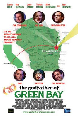 The Godfather of Green Bay Poster