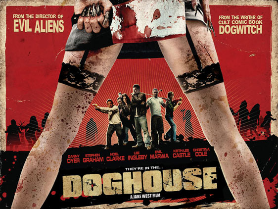 Doghouse Poster #3