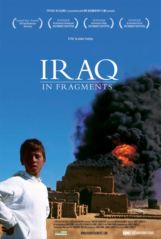 Iraq in Fragments Poster