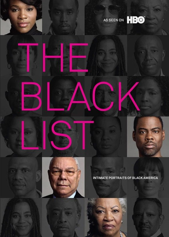 The Black List: Volume One Poster #1