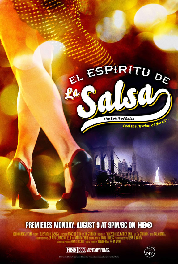 El Espiritu de la Salsa Poster
