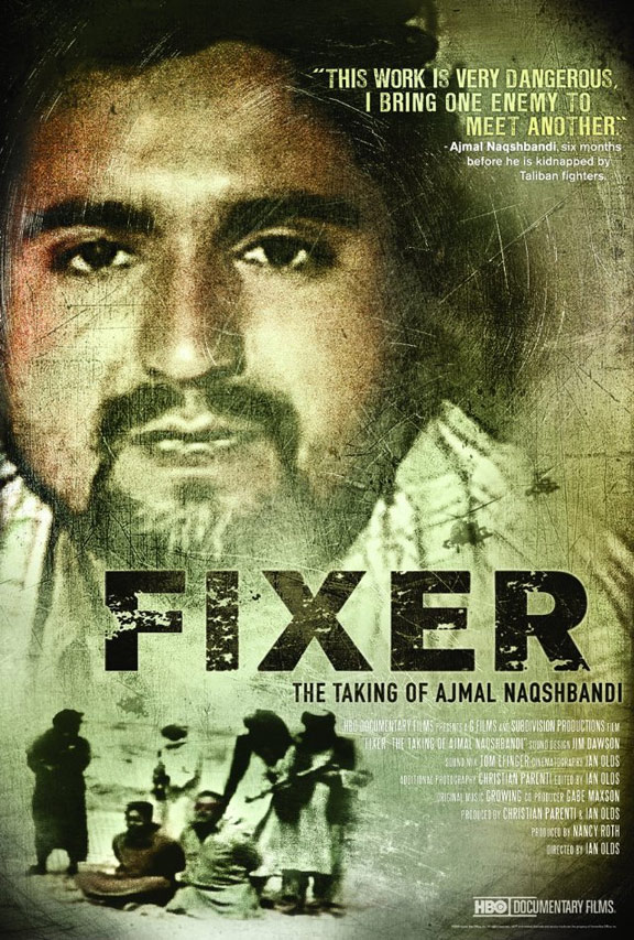 Fixer: The Taking of Ajmal Naqshbandi Poster #1