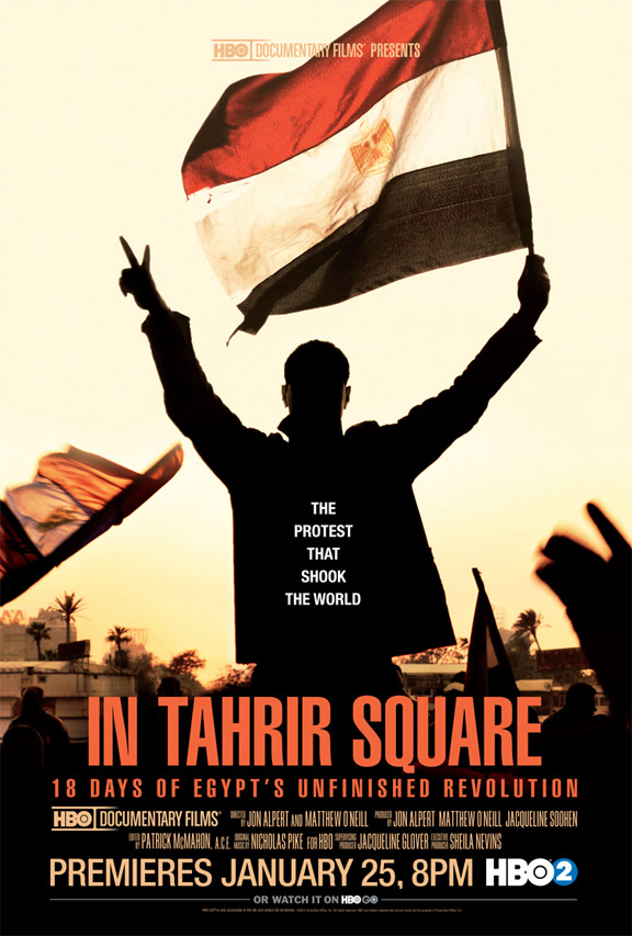 In Tahrir Square: 18 Days of Egypt's Unfinished Revolution Poster
