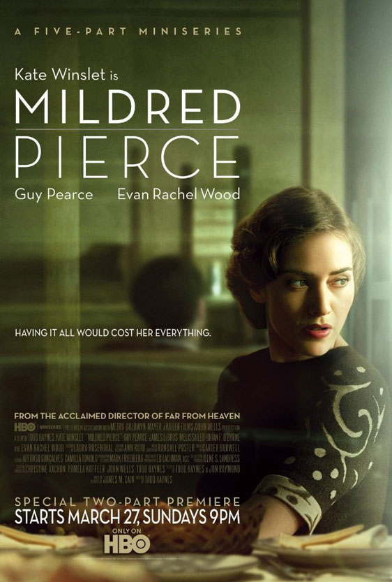 Mildred Pierce Poster #1