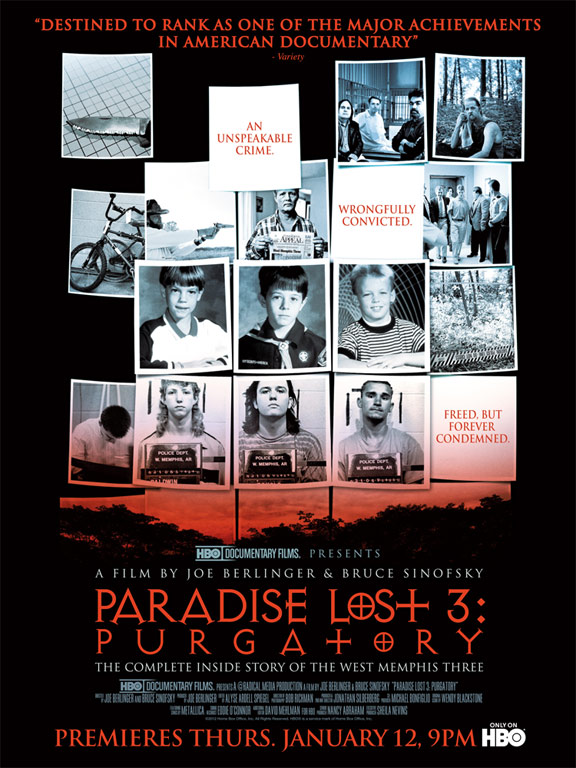 Paradise Lost 3: Purgatory Poster #1