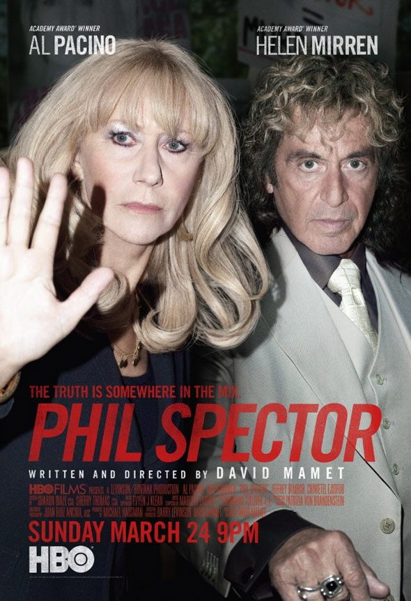Phil Spector Poster #1