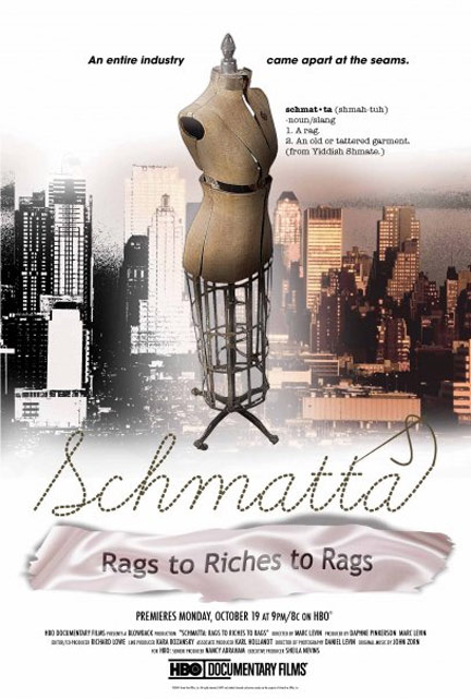 Schmatta: Rags to Riches to Rags Poster #1