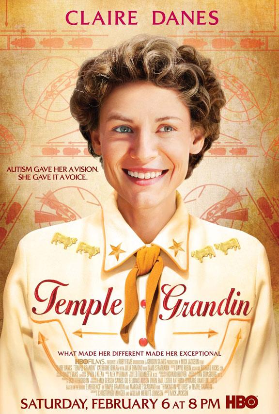 Temple Grandin Poster