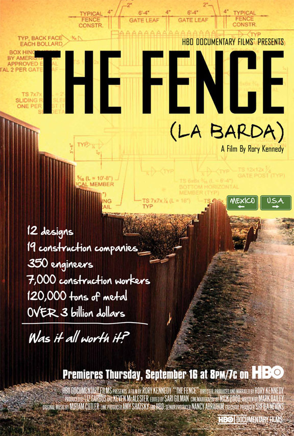 The Fence Poster