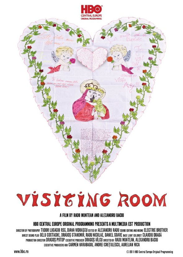 Visiting Room (Vorbitor) Poster