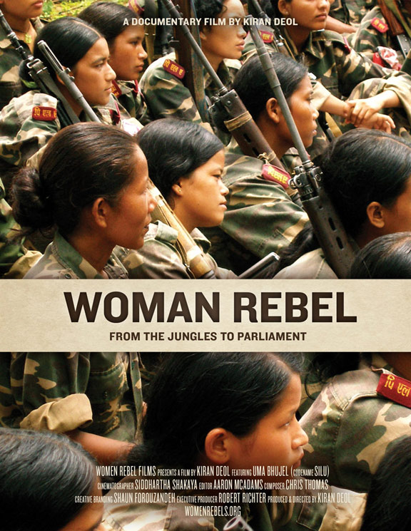 Woman Rebel Poster