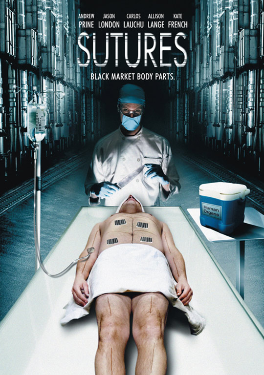 Sutures Poster #1