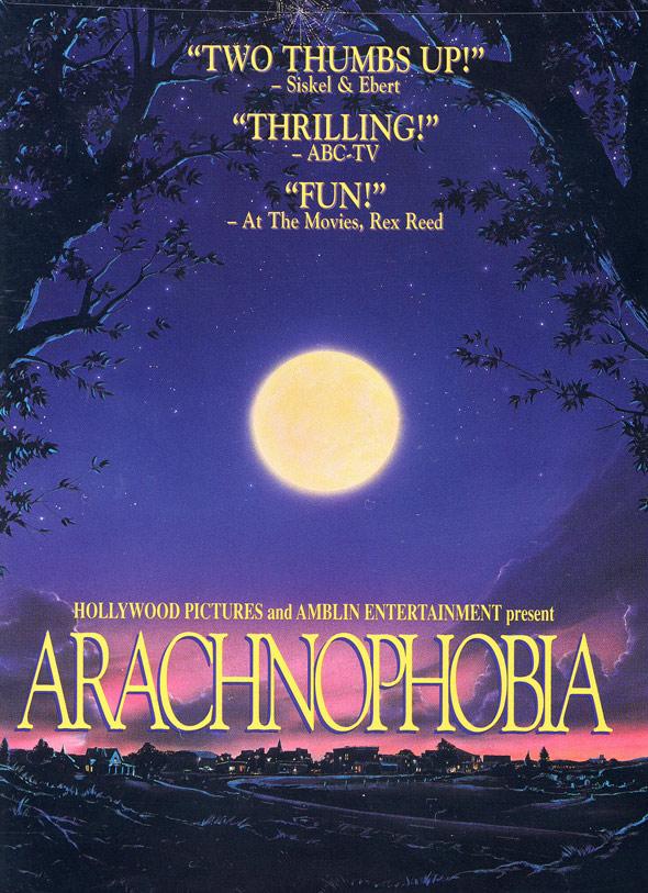 Arachnophobia Poster #1