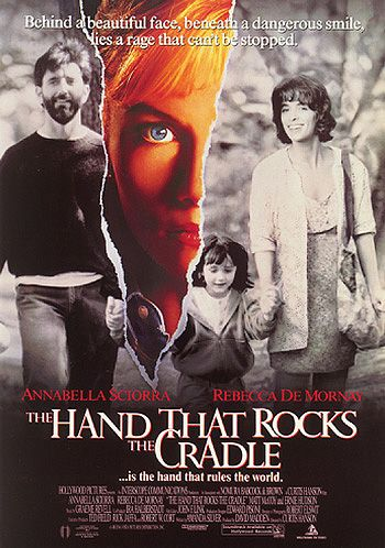 The Hand That Rocks the Cradle Poster #1