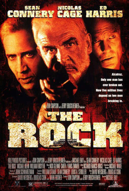 The Rock Poster