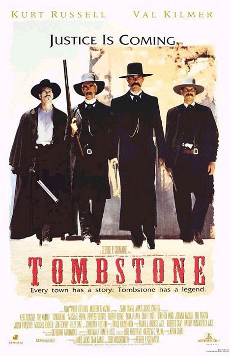 Tombstone Poster #1