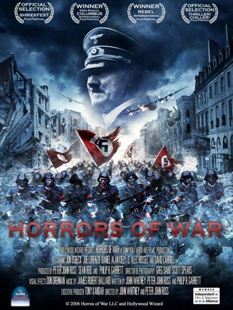 Horrors of War Poster #1