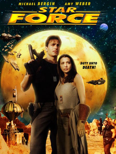 Starforce Poster #1