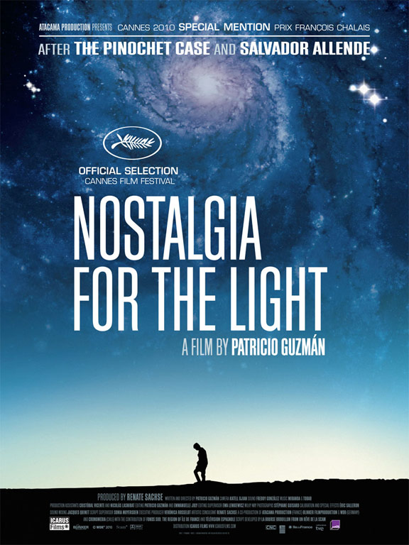 Nostalgia for the Light (Nostalgie de la lumière) Poster