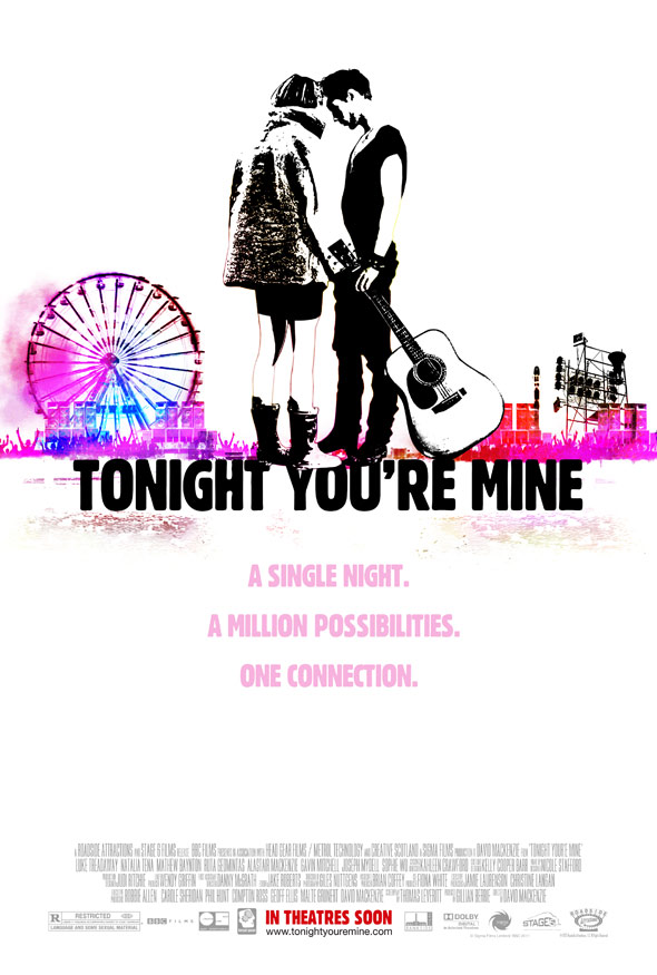 Tonight You're Mine Poster #2