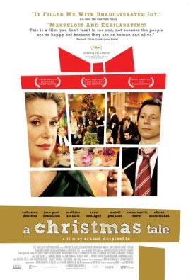 A Christmas Tale (Un conte de Noël) Poster