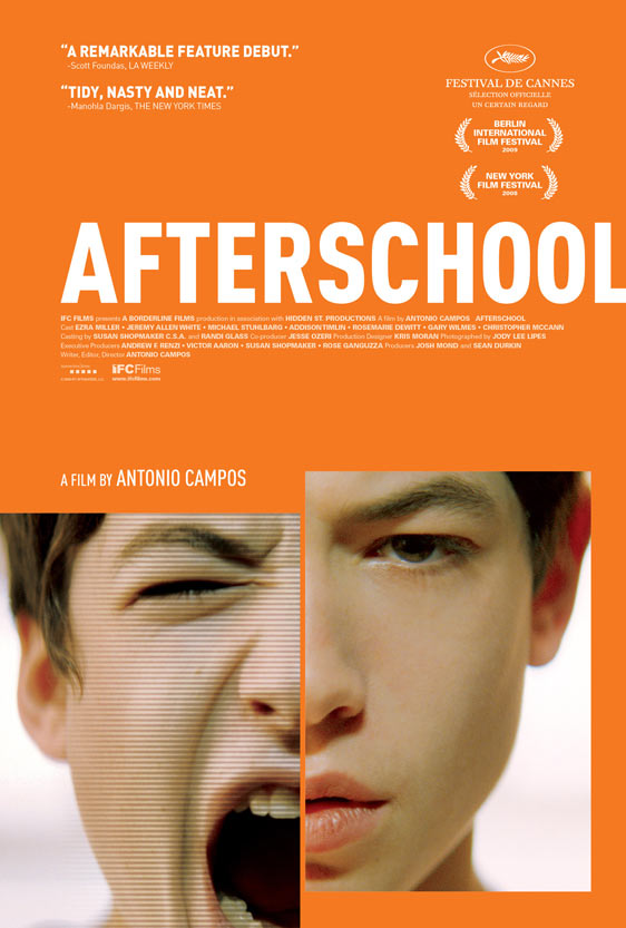 Afterschool Poster #2
