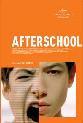 Afterschool Poster #1