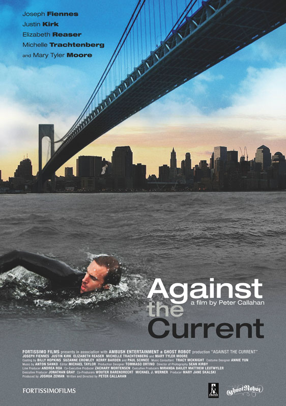 Against the Current Poster #1