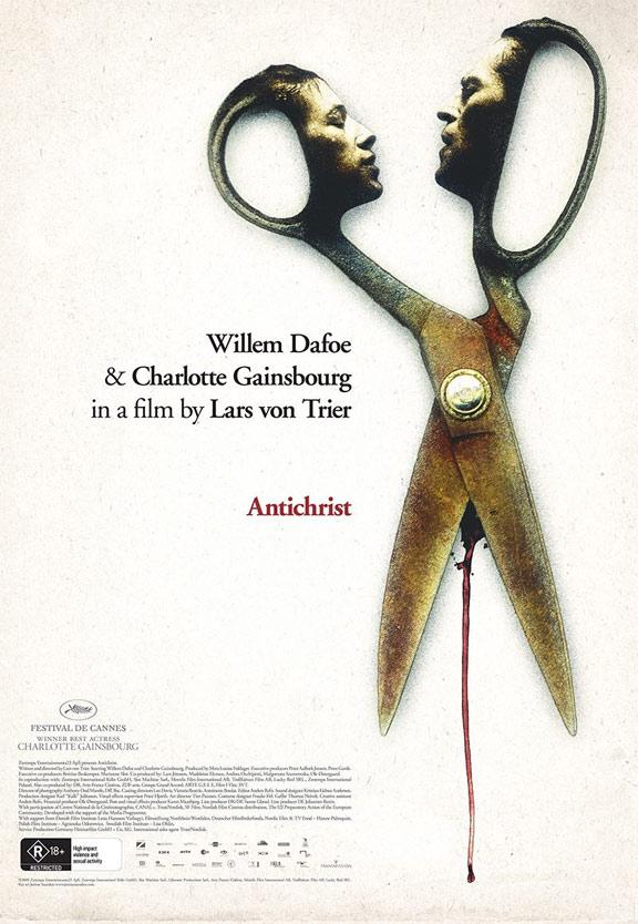 Antichrist Poster #6