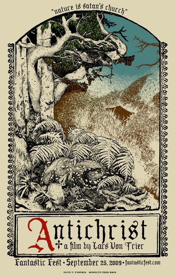 Antichrist Poster #7