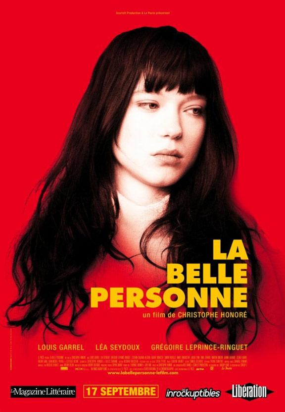 La Belle Personne Poster